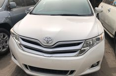 Foreign Used Toyota Venza 2014 Model White for Sale