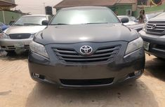 Foreign Used Toyota Camry 2008 Model Gray for Sale