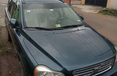 Nigeria Used Volvo CX90 2007 Model Black for Sale