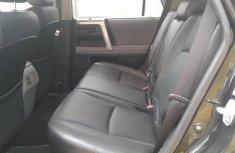 Foreign Used Toyota 4-Runner 2011 Model Black for Sale