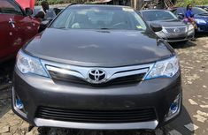 Foreign Used Toyota Camry 2013 Model Gray for Sale