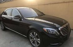 Foreign Used Mercedes-Benz S550 2014 Model Black