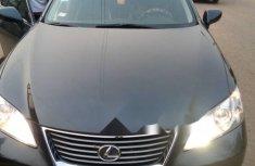 Nigeria Used Lexus ES 2008 Model Gray