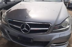 Foreign Used Mercedes-Benz C350 2013 Model Silver