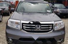 Foreign Used Honda Pilot 2015 Model Gray