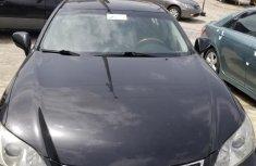 Foreign Used Lexus ES 2008 Model Black