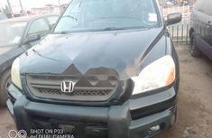 Foreign Used Honda Pilot 2005 Model Black