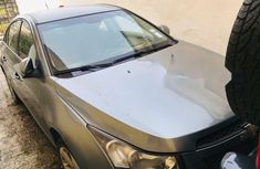 Nigeria Used Chevrolet Cruze 2009 Model Silver
