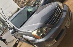Nigeria Used Lexus GX 2005 Model Gray