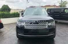 Foreign Used Land Rover Range Rover Vogue 2014 Model Black