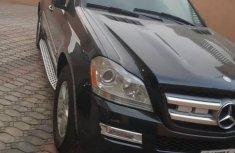 Nigeria Used Mercedes-Benz GL-Class 2010 Model Black