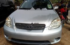 Foreign Used Toyota Matrix for sal2007 Model Silver