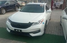 Foreign Used Honda Accord 2016 Model White