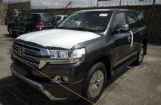 Nigeria Used Toyota Land Cruiser 2019 Model Gray