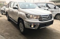 Foreign Used Toyota Hilux 2016 Model White