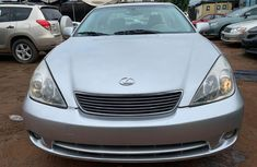 Foreign Used Lexus ES 330 2006 Model Silver for Sale