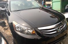 Foreign Used Honda Accord 2009 Model Black for Sale