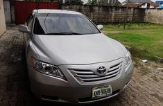 Nigeria Used Toyota Camry Spider 2008 Model Silver
