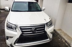 Foreign Used Lexus GX460 2018 Model for Sale