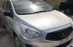 Nigeria Used Mitsubishi Galant 2014 Model Silver