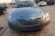 Foreign Used Toyota Camry 2009 Model Green