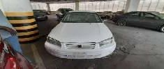 Nigeria Used Toyota Camry 2000 Model White
