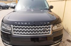 Foreign Used Land Rover Range Rover Vogue 2015 Model Black