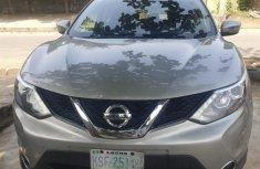 Nigeria Used Nissan Qashqai 2015 Model Silver