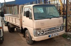 Foreign Used Nissan Cabstar 2000 Model Brown