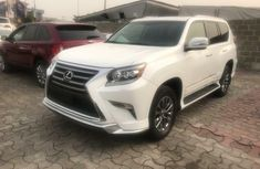 Foreign Used Lexus GX 2017 Model White
