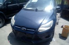 Nigeria Used Ford Focus 2013 Model Blue
