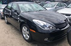 Foreign Used Lexus ES330 2005 Model Black for Sale