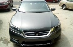 Foreign Used Honda Accord 2013 Model Gray for Sale