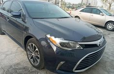 Foreign Used Toyota Avalon 2017 Model Green