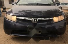 Foreign Used Honda Civic 20008 Model Black