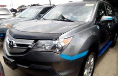 Foreign Used Acura MDX 2008 Model Green