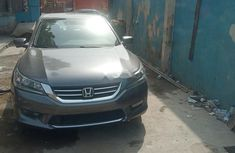 Foreign Used Honda Accord 2015 Model White
