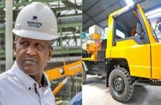 Dangote to import 10,000 Indonesian trucks into Nigeria