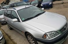 Foreign Used Toyota Avensis 2003 Model Silver