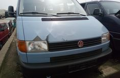 Foreign Used Volkswagen Transporter 2000 Model Blue
