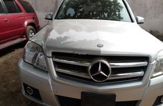 Foreign Used Mercedes-Benz GLK 2010 Silver
