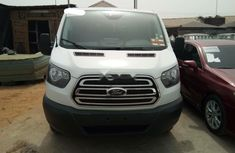 Foreign Used Ford Transit 2018 Model White