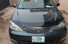 Nigeria Used Toyota Camry 2003 Model Blue