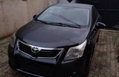 Nigeria Used Toyota Avensis 2010 Model Black
