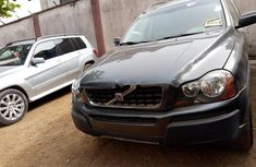 Foreign Used Volvo XC90 2006 Model Gray