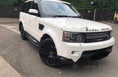Foreign Used Land Rover Range Rover Sport 2012 Model White