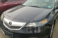 Foreign Used Acura TL 2012 Model Black