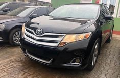 Nigeria Used Toyota Venza 2010 Model Gray for Sale