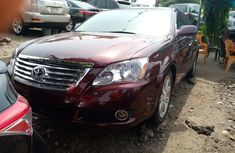 Foreign Used Toyota Avalon 2008 Model Brown for Sale