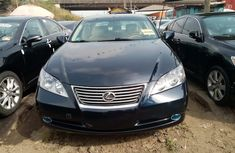 Foreign Used Lexus ES 350 2008 Model Blue for Sale